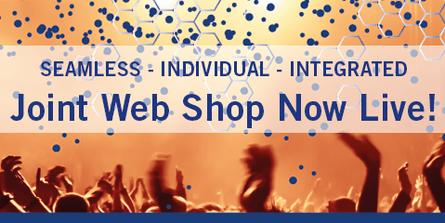 Now Live: Joint Web Shop
