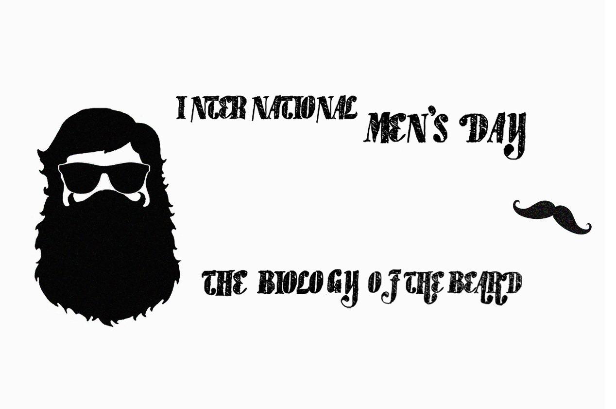 International Men's Day 2019 – The Biology Of The Beard